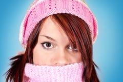 Beautiful eyes Stock Image