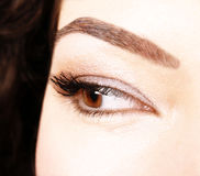 Beautiful eyes Royalty Free Stock Photo