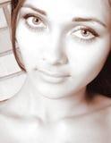 Beautiful eyes Stock Photos