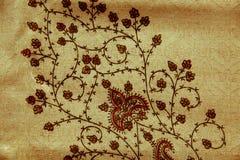 Beautiful fabric fashion design. Fabric pattern background royalty free stock image