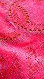 Beautiful Fabric Texture Wallpaper Royalty Free Stock Photography