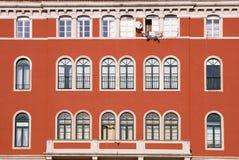 Beautiful facade Royalty Free Stock Photo