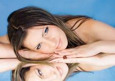 Beautiful face 1 Royalty Free Stock Photos