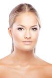 Beautiful face Stock Photography