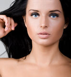 Beautiful face Royalty Free Stock Photography