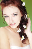 Beautiful face Royalty Free Stock Images