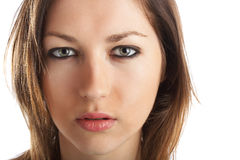 Beautiful Face Stock Photo