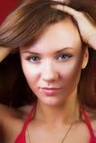 Beautiful face Royalty Free Stock Image