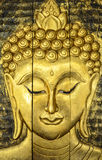 Beautiful face of Buddha Royalty Free Stock Photos