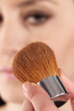 Beautiful Face Makeup Royalty Free Stock Image
