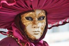 Beautiful face mask Royalty Free Stock Photos