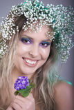 Beautiful Fairy Royalty Free Stock Photo