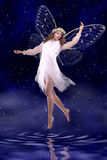 Beautiful fairy Stock Images