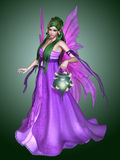 Beautiful Fairy Stock Image