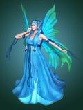 Beautiful Fairy Royalty Free Stock Photography