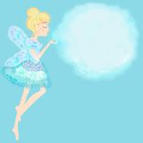 Beautiful fairy Royalty Free Stock Photo