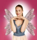 Beautiful fairy. Royalty Free Stock Image