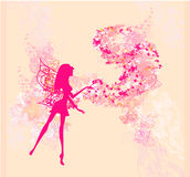 Beautiful Fairy  graphic Stock Photos