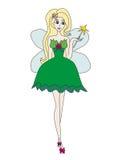 Beautiful fairy Stock Photo