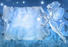 Beautiful fairy Royalty Free Stock Image
