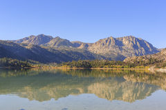 Beautiful fall color in California Stock Photography