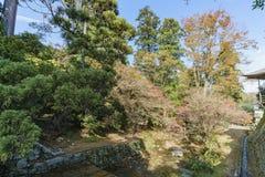 Beautiful fall color of Hiyoshi Taisha. At Otsu, Shiga, Japan Stock Images