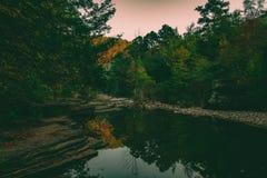 Beautiful Fall Day Stock Image