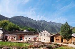 Beautiful farmland of southwest china Royalty Free Stock Photo