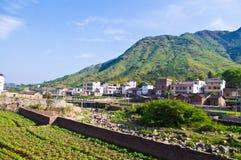Beautiful farmland of southwest china Royalty Free Stock Photography