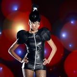 Beautiful fashion african woman Royalty Free Stock Image