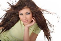 Beautiful fashion girl Royalty Free Stock Image