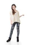 Beautiful fashion girl in asia Stock Photos