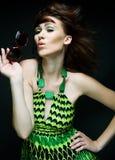 Beautiful fashion model stock photos