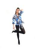 Beautiful fashion model woman Royalty Free Stock Image