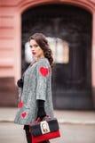 Beautiful fashion model Royalty Free Stock Photos