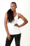 Beautiful Fashion Model - Young Woman Stock Photos