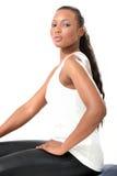 Beautiful Fashion Model - Young Woman Stock Image