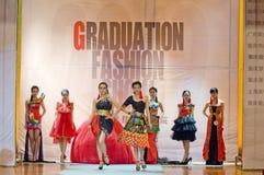 Beautiful Fashion Show Stock Images