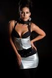 Beautiful Fashion Woman Stock Photography