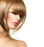 Beautiful Fashion Woman Stock Image