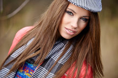 Beautiful fashion woman Royalty Free Stock Images