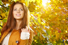 Beautiful fashion woman Royalty Free Stock Image
