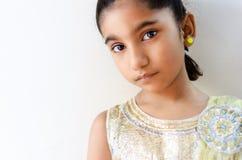Beautiful Fashionable girl child Portrait Royalty Free Stock Image