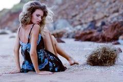 Beautiful Fashionable Model Stock Photos