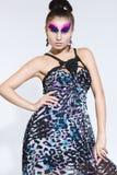 Beautiful fashionable woman Royalty Free Stock Photo
