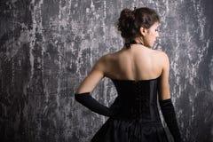 Beautiful fashionable woman Royalty Free Stock Image