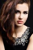 Beautiful fashioned woman Royalty Free Stock Photo