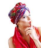 Beautiful fasion woman Royalty Free Stock Photos