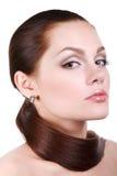 Beautiful female Royalty Free Stock Photo