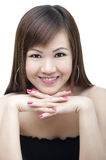 Beautiful female Stock Images